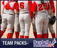 Softball Team Packs