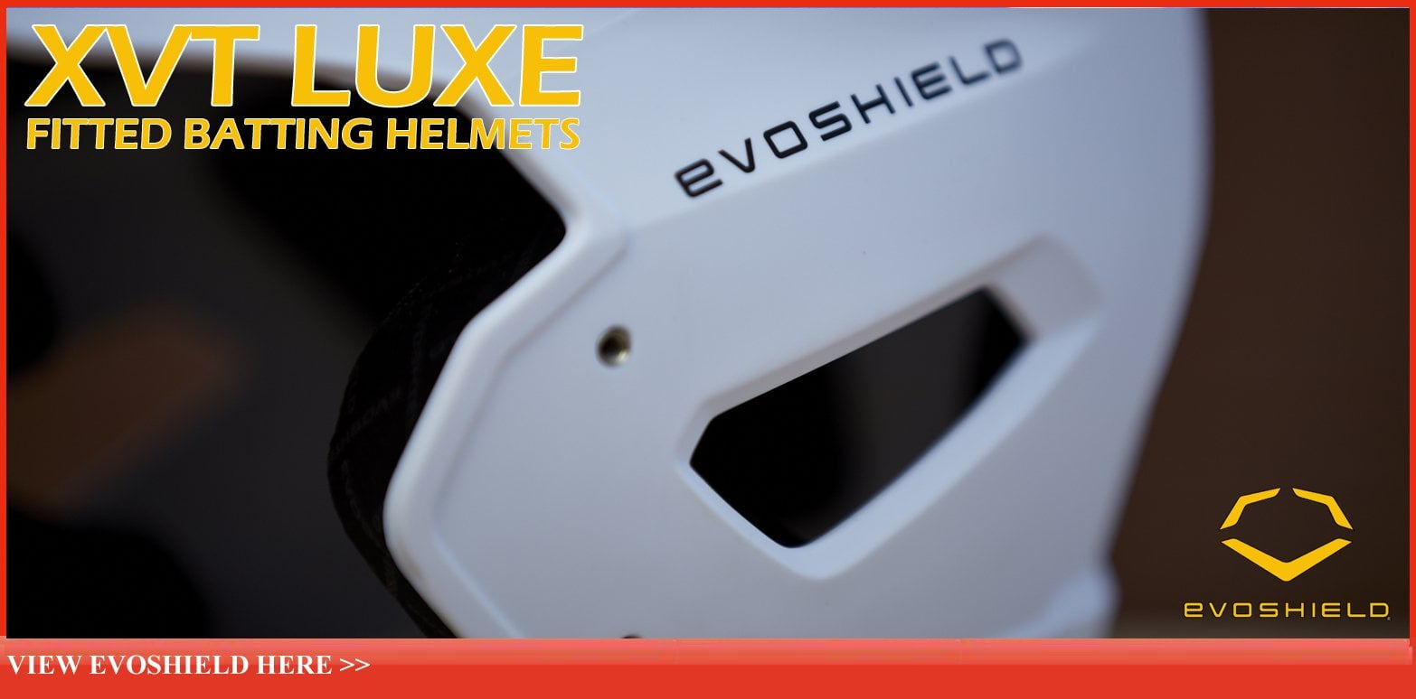 EvoShield Batting Helmets