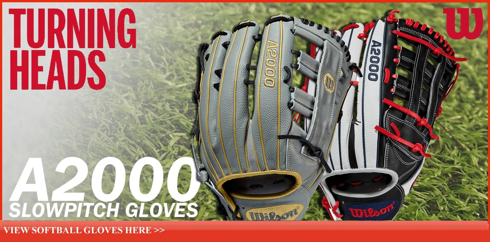 A2000 Slow Pitchgloves