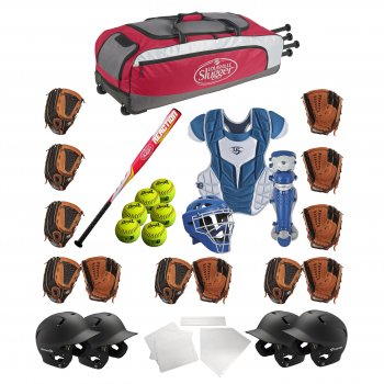 Louisville BSUK Official Fast Pitch Pack
