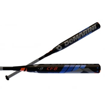 Demarini CF8 FASTPITCH SOFTBALL BAT - 8