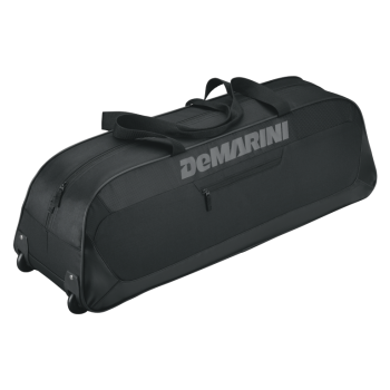 Demarini UPRISING WHEELED BAG - BLK