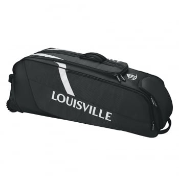 Louisville SERIES 7 SELECT RIG WHEELED BAG - BLK