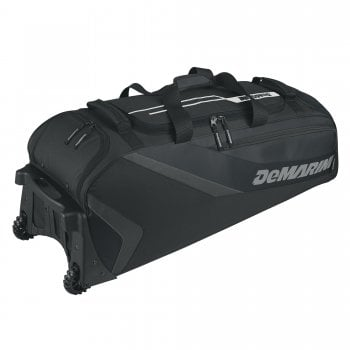 Demarini GRIND WHEELED BAG - BLACK