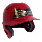 Easton Z5 Batting Helmet - Red