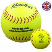 Baden BSF-12 Leather Match ball 12""