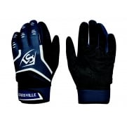 Louisville BG Omaha Batting Gloves - Navy
