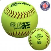 Baden GB12 'Genui' Match Ball 12in