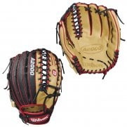 "Wilson A2000 OT6 12.75"" Glove - SuperSkin"