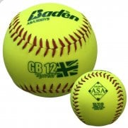 Baden GB12 'Synth' Match Ball 12in