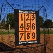 Bow Net BOWNET ZONE COUNTER