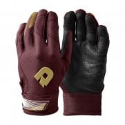 Demarini CF Batting Gloves - Maroon