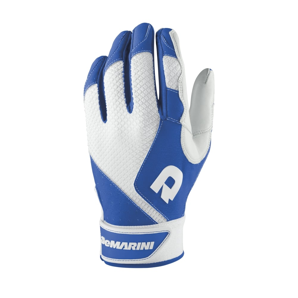 demarini phantom batting gloves royal softball batting