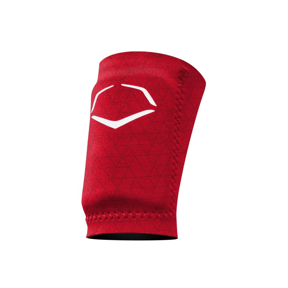 Evoshield Evo Wrist Guard Red Softball Protectives From The